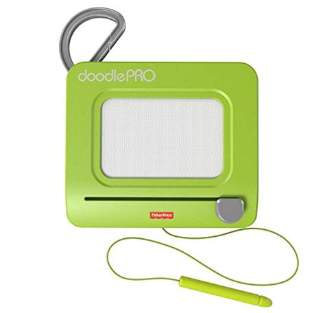doodle pro meaning fisher price clip on doodle pro green for 11 66