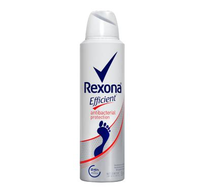 Rexona Ap Deo Aer Whitening rexona efficient protecci 243 n para los pies rexona