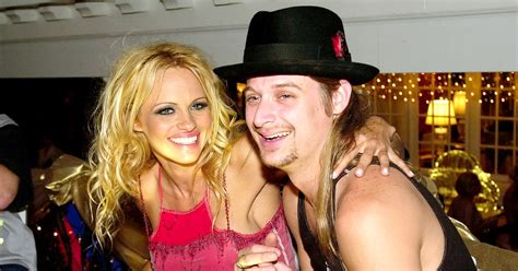 kid rock old pamela anderson never spoke to kid rock again after divorce