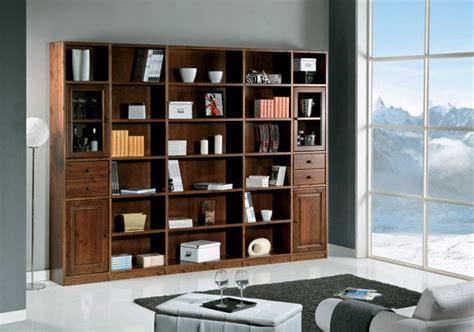 librerie rustiche librerie componibili rustiche composizione libreria h234