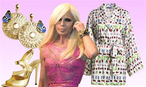 On Our Radar Hm Gets Groovy For by Versace S Cruise Collection For H M Donatella S Second