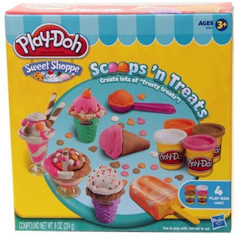 n treats play doh scoops n treats