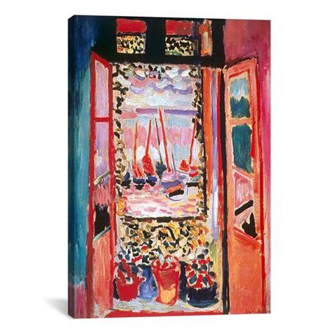 open window  collioure   henri matisse print