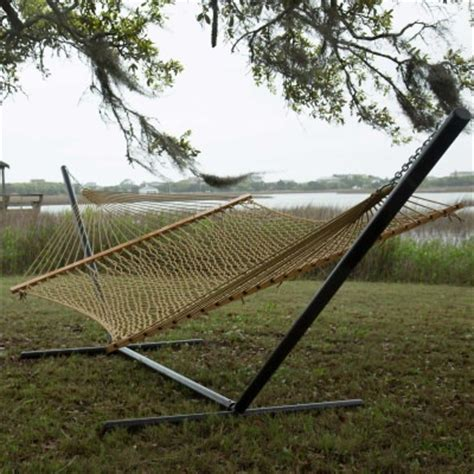 hammocks presidential polyester rope hammock on sale
