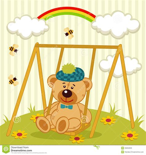 swinging teddy pin mr bear swinging gakuen alice pictures anime on pinterest