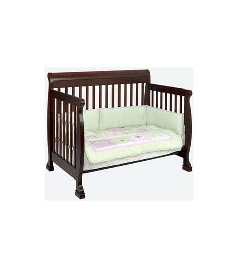 Davinci Kalani 4 In 1 Convertible Crib With Toddler Rail Davinci Kalani 4 In 1 Convertible Crib In Espresso