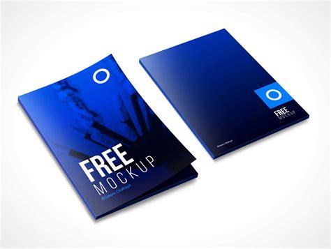 A4 Folder Insert Psd Mockup Psd Mockups A4 Folder Template Psd