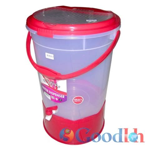 Dispenser Jus Plastik dispenser plastik besar 24 liter