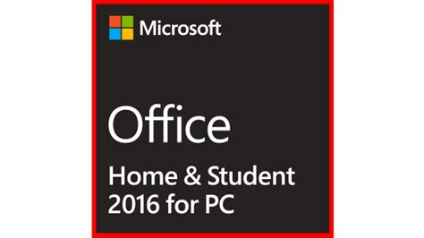 Microsoft Office For Pc Microsoft Office Home Student 2016 32bit 64bit Retail