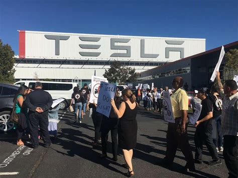 uaw complaint alleges tesla fired employees for backing