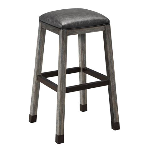 Rustic Backless Bar Stools by Rustic Backless Barstool S Billiards