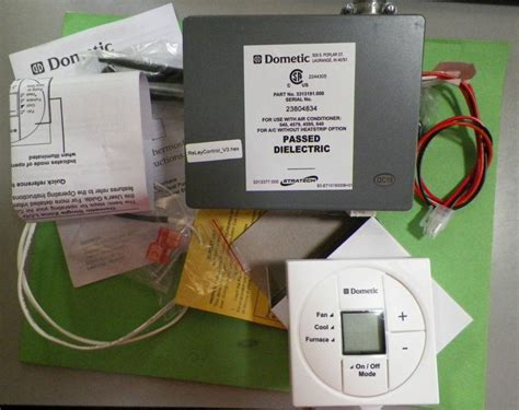 dometic single zone lcd thermostat wiring dometic rv air