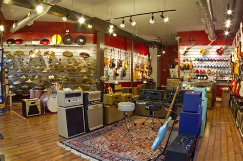 house music storage music store