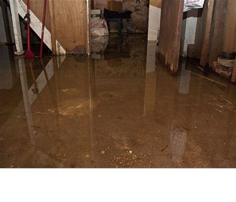 we specialize in flooded basement cleanup and restoration