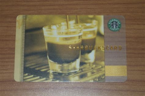Starbucks Gift Cards Collection - 2nd starbucks card 2006