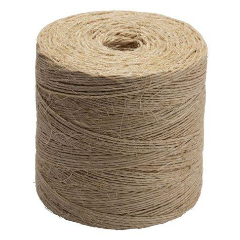 everbilt 42 x 2250 ft sisal twine 18000 the