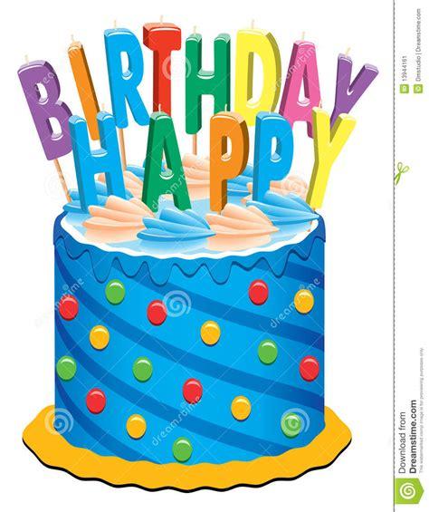 candele torta torta di compleanno con le candele immagine stock