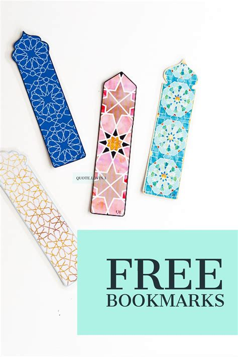 printable eid bookmarks diy bookmark for ramadan ramadan kareem pinterest