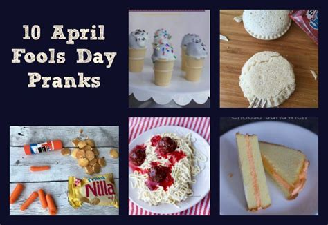 april fools day pranks to play on your