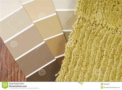 Upholstery Paint For Carpet by Color Paint And Carpet Choice Stock Image Image 33508631