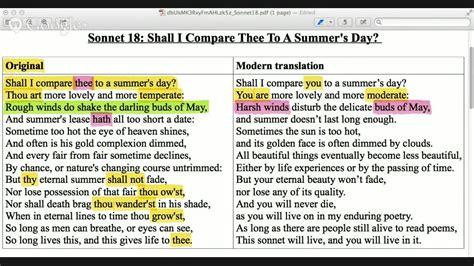 Sonnet 18 Analysis Essay by Sonnet 18 Analysis Essay Shakespeare Sonnet Explanation Summary Analysis Of Sonnet Essay Media