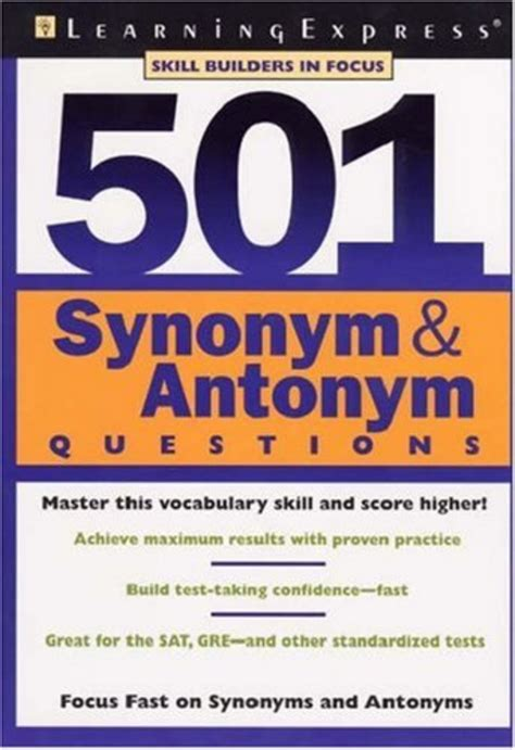 synonym for 501 synonyms and antonyms