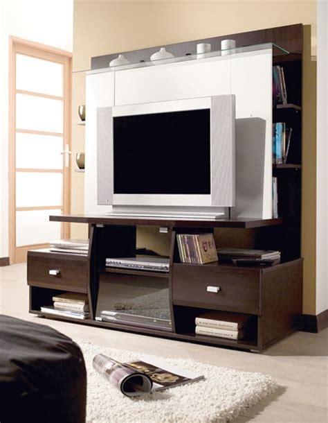 meuble tv haut wenge - Vorhänge Conforama