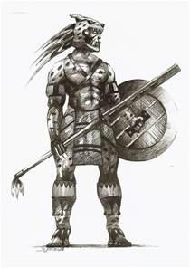 Aztec Jaguar And Eagle Warriors Inside My Mind Weapons Warriors