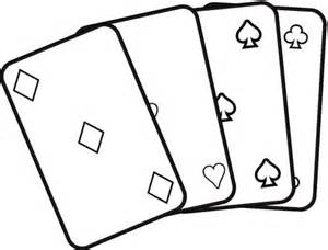 Coloring Pages Cards cards coloring page supercoloring
