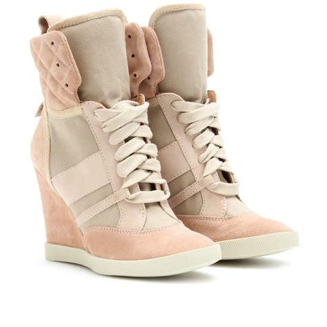 wedge sneakers wedge sneakers wardrobelooks