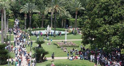 apertura giardini quirinale giardini quirinale apertura 2 giugno foto