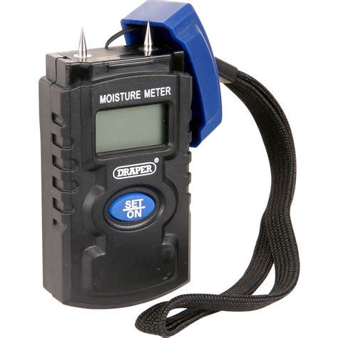 Moisture Meter Mini draper mini moisture meter toolstation