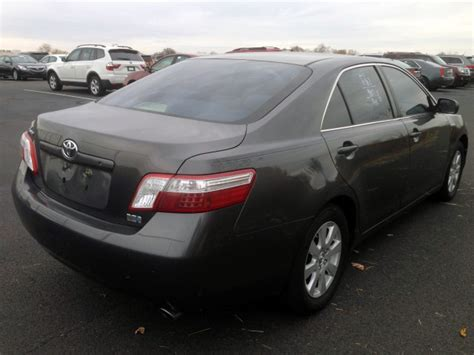Toyota Camry Hybrid Used Cars For Sale Used 2007 Toyota Camry Hybrid 7 990 00