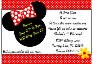 minnie mouse template invitations minnie mouse invitations printable template best