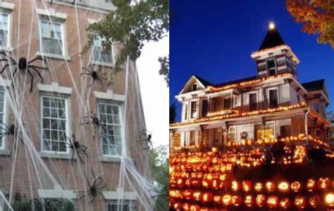 decoracion casas halloween decoraciones halloween fotos para casas mundo imagenes