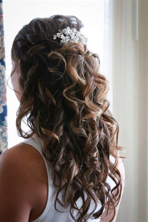 Wedding Hair Half Up Accessories by Wedding Hair Wedding Accessories Half Up Half Updo