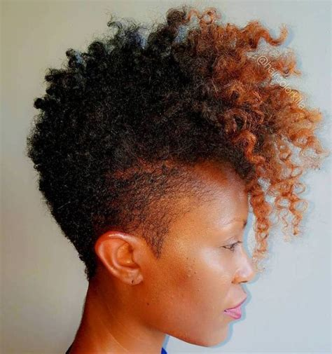 tapered mohawk with micro braids 36262 best natural hair styles images on pinterest