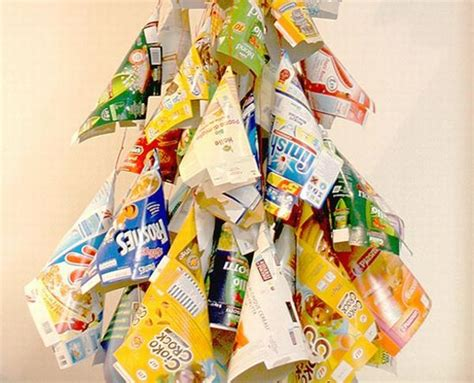 christmas tree recycled materials 10 most creative trees made using recycled materials green diary green revolution