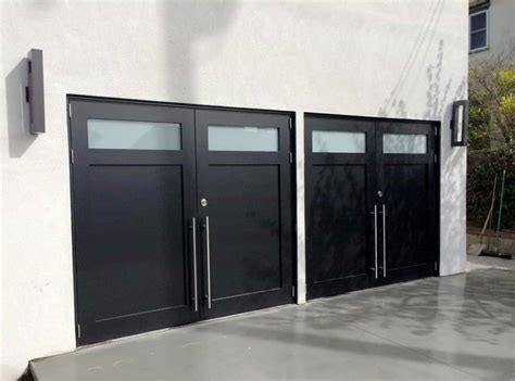 Modern Garage Doors Home Depot The Holland Sliding Steel Garage Doors Prices