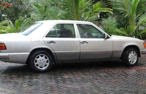 mercedes cars india mercedes w124 for sale in india autos post