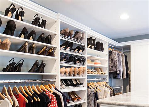 Shoe Solutions For Closets by Shoe Storage Ideas For Small Closets Custom Solutions To