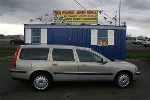 Volvo Station Wagon Used For Sale 2001 Volvo V70 Station Wagon Sold For Sale By Owner