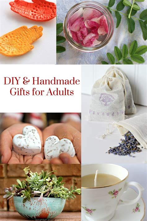 Handmade Gifts For Family - diy and handmade gifts for adults