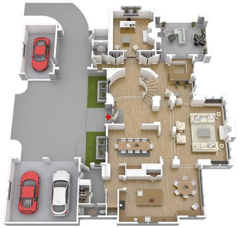 3d floor plan online h5 property inc 3d floor plan