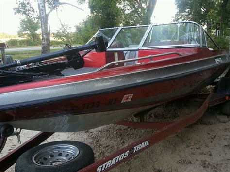 stratos boats texas stratos 284 fs 1995 for sale for 500 boats from usa