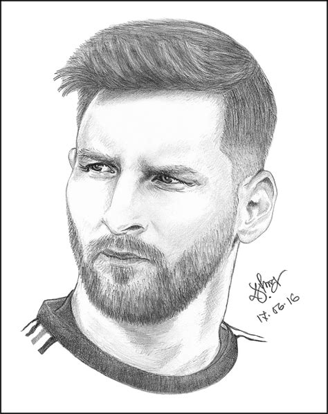 image result for messi face sketch lionel messi
