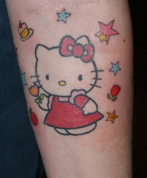 hello kitty tattoo design 28 hello design entertainmentmesh