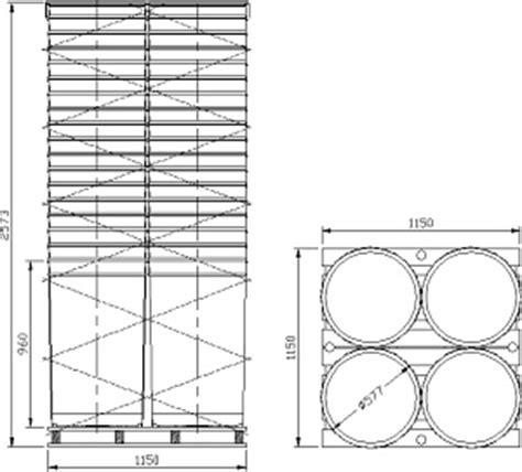 dispersion pattern exles semi tractor diagram loading pallets semi truck axle