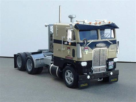 commercial vehicle model kits 17 best images about truck model kits on pinterest tow