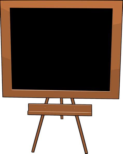 Standing Board Standing Frame Black Board Papan Tulis Mini 무료 벡터 그래픽 칠판 학교 교육 분필 교실 보드 교사 클래스 연구 pixabay의